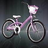 Fahrrad Mädchen Kinderfahrrad 20