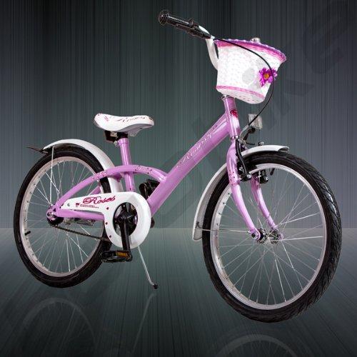 """barabike Kinderfahrrad 20\"""" Zoll Kinderrad Rad Bike Fahrrad Spielrad Kinder Kinderfahrräder"""