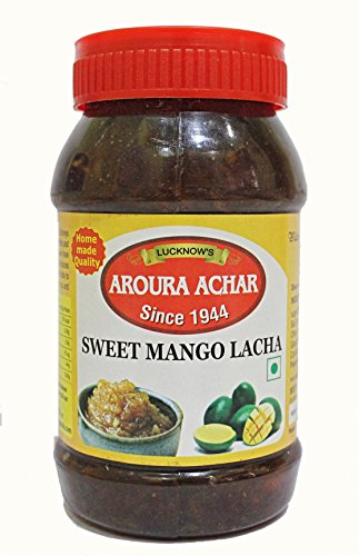 Aroura Achar Since 1944 Sweet Mango Lacha Pickle (500 g)