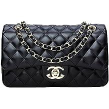 3bd08d466b346 liyuan Handtaschen Messenger Bag Lingge Kette Paket Schulter Mode Mini  Tasche