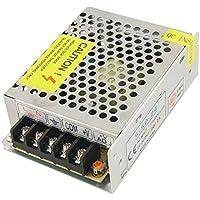 Fuente de alimentacion interruptor - SODIAL(R)AC 110-220V DC 24V 2A 48W Transformador de fuente de alimentacion interruptor para LED luz de tira