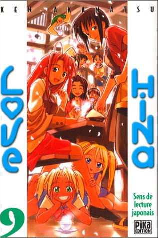 Love Hina, tome 9 par Ken Akamatsu