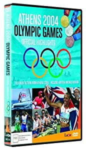 Athens 2004 Olympic Games: Official Highlights [DVD] [2004]