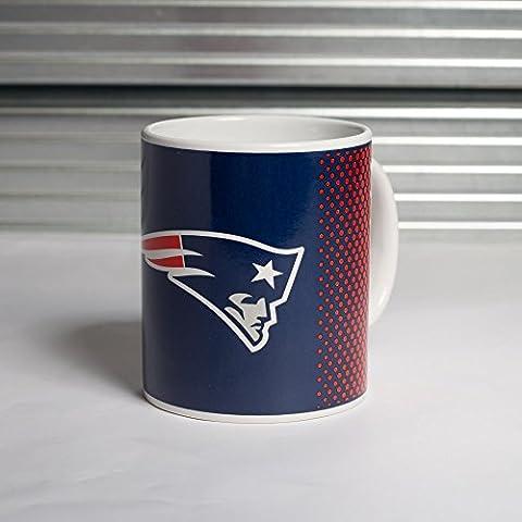 New England Patriots Fade Mug