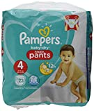 Pampers Easy up – Das Paket von 22 – Changes Baby T4 8 – 15 kg