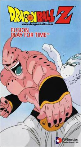 dragon-ball-z-fusion-play-for-time-vhs-import-usa