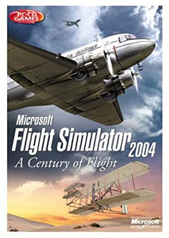 Flight Simulator 2004: Century of Flight /