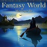 Fantasy World Mausopardia (Wall Calendar 2018 300 × 300 mm Square): The magical, imaginative and mystical world Mausopardia (Monthly calendar, 14 ... 01, 2017] Jüngling alias Mausopardia, Monika
