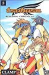 Tsubasa Reservoir Chronicle Edition simple Tome 3