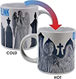 Best The Unemployed Philosophers Guild Hot Mugs - Dr. Who Weeping Angel Mug - Transforms When Review