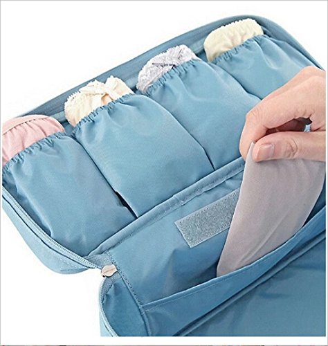 Bolsa de almacenamiento de ropa interior de móviles de sostén de calcetín,
