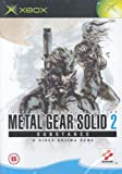 Cheapest Metal Gear Solid 2: Substance on Xbox
