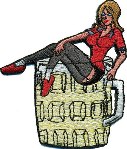 oi-chope-lady-ultras-rockabilly-biker-boot-boys-girl-badges-patch-insigne
