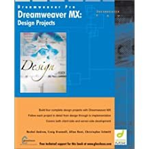 DW MX: DESIGN,: Design Projects (Toolset)