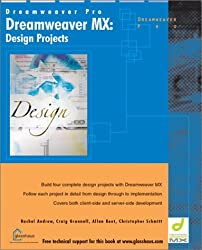 Dreamweaver MX: Design Projects (Toolset)