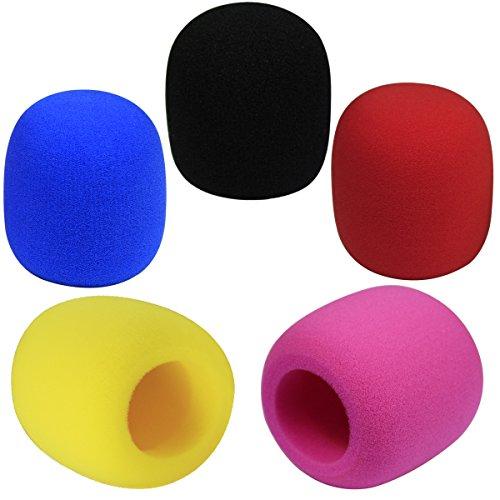 45-mm-dimetro-interior-de-la-espuma-del-micrfono-parabrisas-pack-de-5-colorido