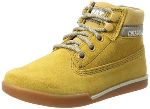 Caterpillar Unisex-Kinder Binks Stiefel, Gelb (Kids Honey Reset), 31 EU (Stiefel Caterpillar Schuhe)