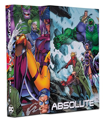 Absolute WildC.A.T.S. by Jim Lee (Lee Y S)