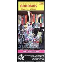 Carte routière : Bahamas