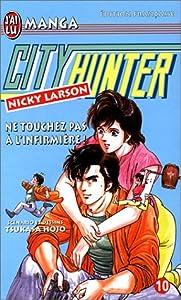 City Hunter - Nicky Larson Edition simple Tome 10