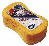 Autoschwamm Jumbo Gelb