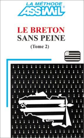 Le Breton sans peine, tome 2 par Assimil - Collection Langues Régionales
