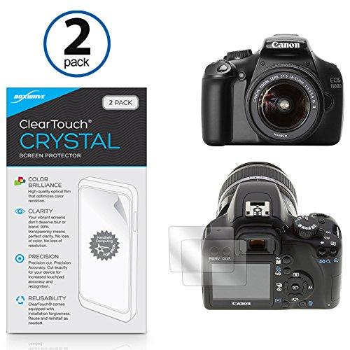 canon-eos-digital-rebel-xsi-film-protecteur-decran-boxwaver-cleartouch-cristal-2-hd-film-peau-proteg