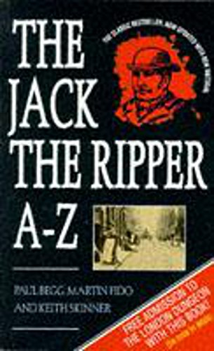 The Jack the Ripper A-Z por Paul Begg