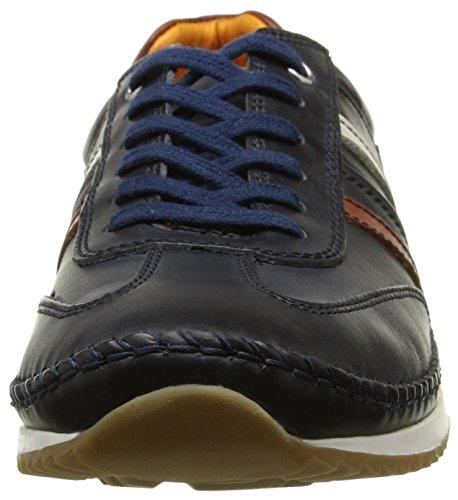 Pikolinos - Liverpool M2a, Sneaker Uomo Blu (Bleu (Navy Blue))