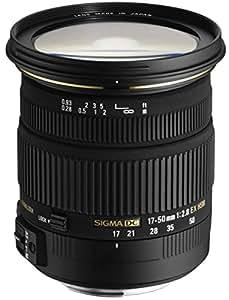 Sigma 17-50mm F2.8 EX DC HSM for Pentax Fit