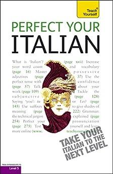 Perfect Your Italian: Teach Yourself by [Lymbery, Sylvia]