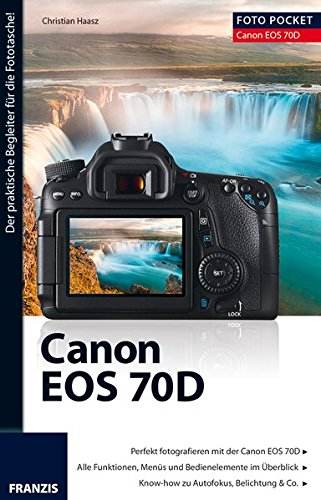Fotopocket Canon EOS 70D (Canon Dslr-kamera 2014)