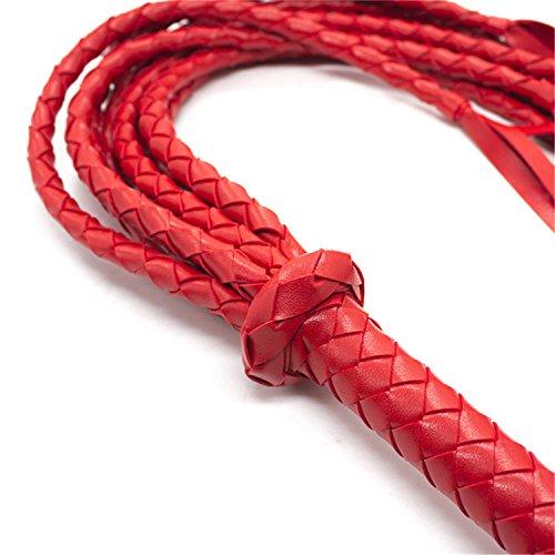 omos-sm-dominio-strumenti-di-sesso-sotto-il-letto-frusta-corda-potuto-fruste-in-pelle-regina-rosso