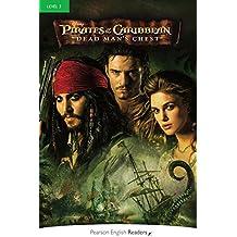 Pirates of the Caribbean: Dead Man's Chest - Leichte Englisch-Lektüre (A2) (Pearson Readers - Level 3)