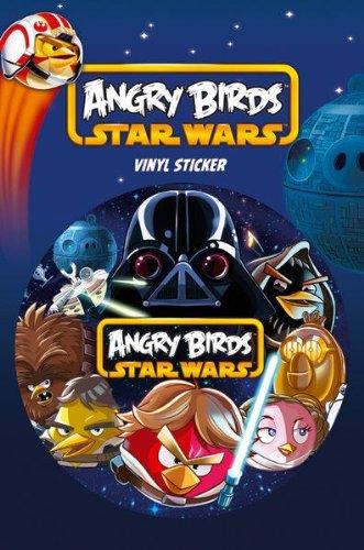 Officiel Angry Birds Star Wars Sticker - Logo