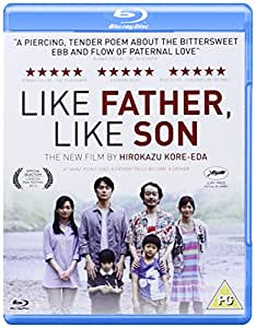Like Father, Like Son [Blu-ray]