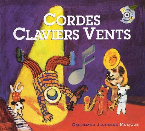 Cordes Claviers Vents par Leigh Sauerwein