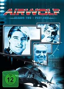 Airwolf - Season 2.2 [3 DVDs]