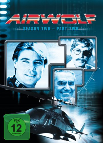 Airwolf - Season 2.2 [3 DVDs]