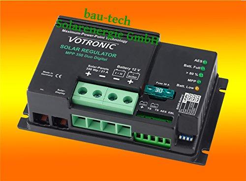 Votronic Laderegler MPPT 350 / 21A / 12V - Solar-duo
