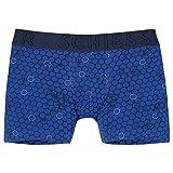 Schiesser Jungen Boxershorts Shorts, Blau (Royal 819), 140