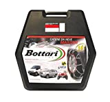 Bottari 68012'Master' Chaines à neige 16 mm, Taille 265, Convient pour 4X4, SUV, Camping-Cars, Utilitaires, Fourgons