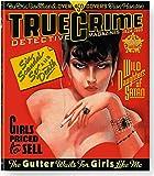 Ture Crime Detective Magazine. 1924-1969 (Varia 25)