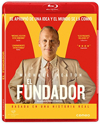 El fundador [Blu-ray]