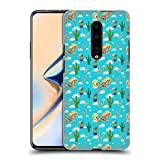Head Case Designs Ufficiale Rose Khan Cavallo Sud Ovest Modelli Cover Retro Rigida per OnePlus 7