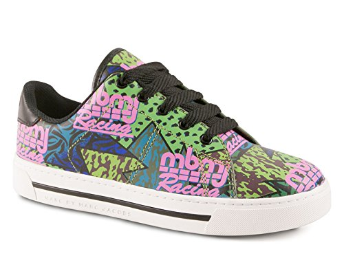 Sneakers Marc Jacobs donna in pelle multicolore - Codice modello: S0646034 - Taglia: 41 IT