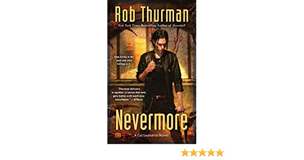 Nevermore (Cal Leandros Book 10) (English Edition)