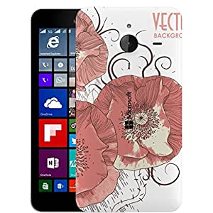 Digione designer Back Replacement Texture Plastic Cover Panel Battery Cover Snap on Case Cover for Nokia Microsoft Lumia 640XL ID:640XL448