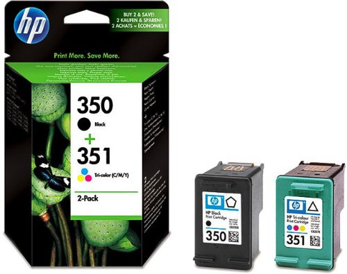 Hp Photosmart C4200 Series (Multipack von HP für Photosmart C 4200 Series ( 2x Patronen, Color + Black) C4200 Serie Tintenpatronen)