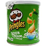 #4: Pringles Snacks - Sour Cream and Onion, 40g Can